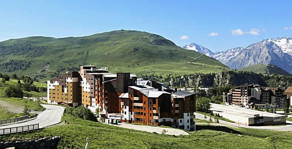 L'Hotel Les Bergers à l'Alpe d'Huez